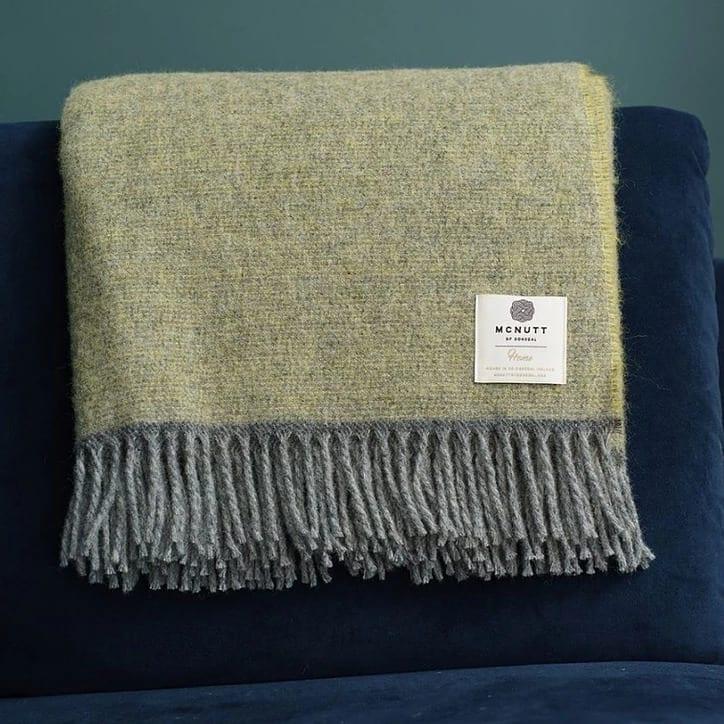 MCNUTT blanket