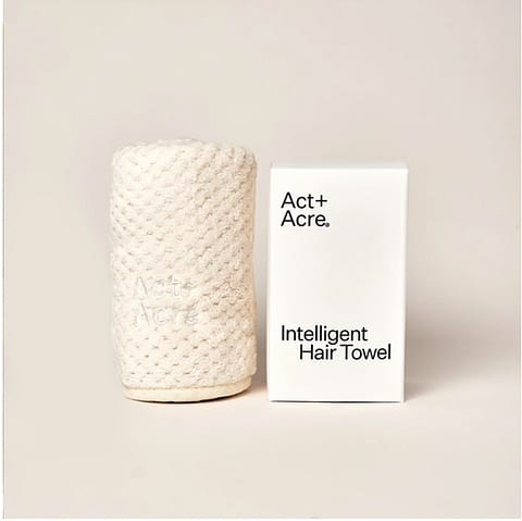 Intelligent hair towel - Act+Acre