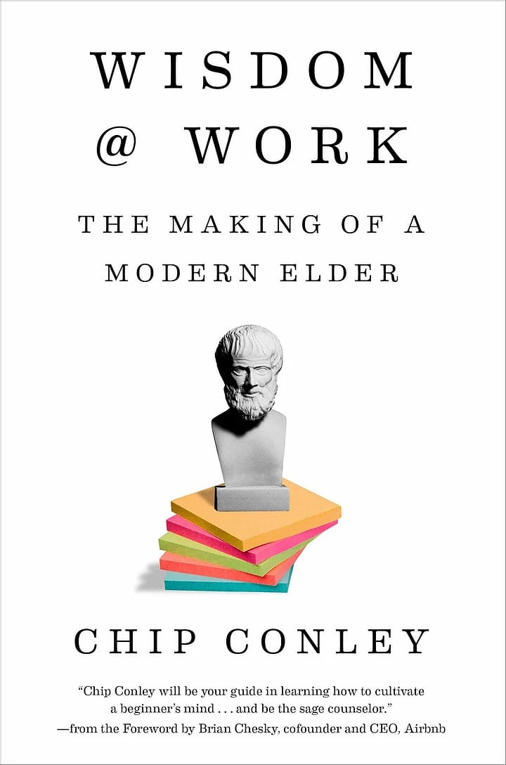 Wisdom at work - Chip Conley