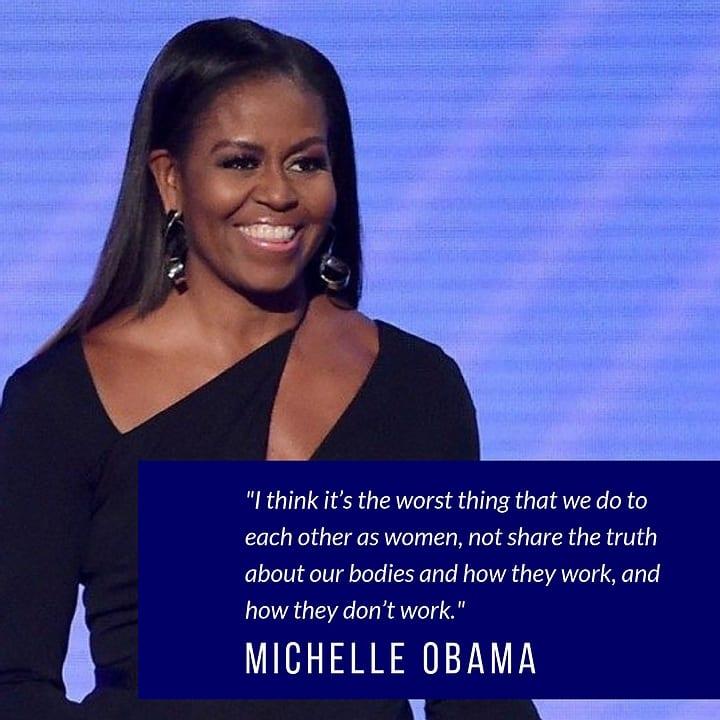 Michele Obama quote