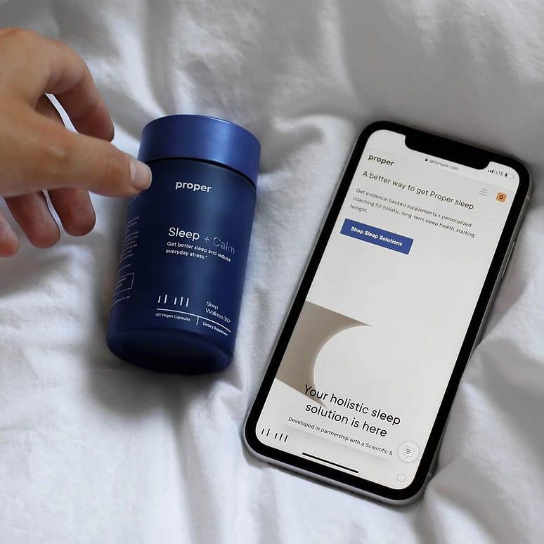 A holistic sleep solution