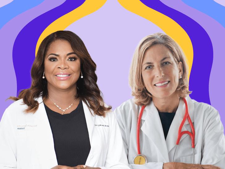 Dr. Cindy Duke, Beth Battaglino, RN