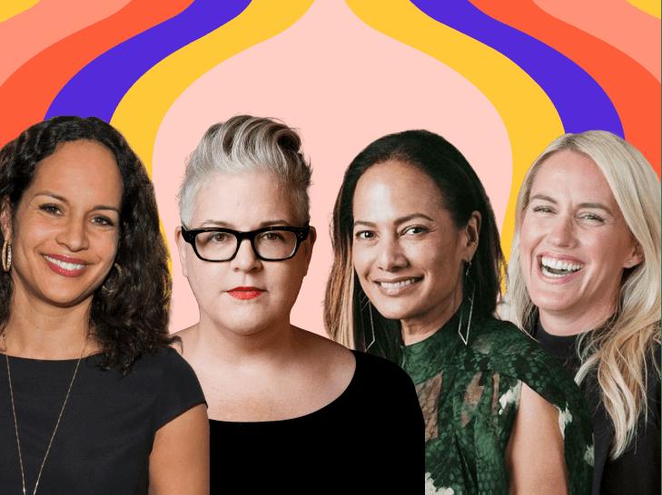 Nina Lorez Collins, Margit Detweiler, Gina Pell, Amy Parker